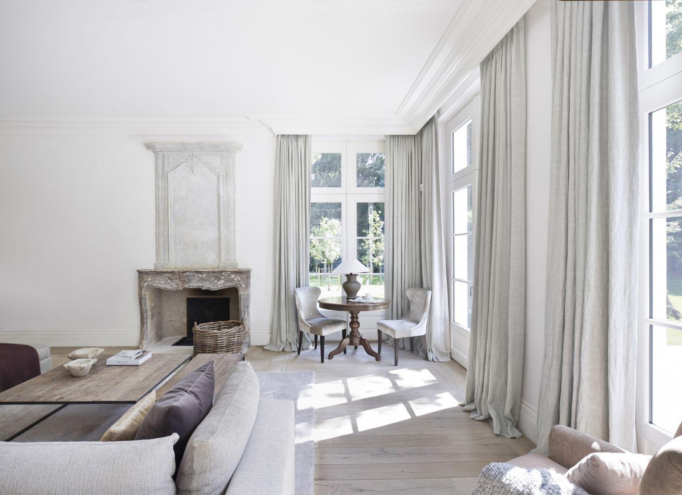 Een Klassiek Interieur : Interieur villabouw vlassak verhulst exclusieve villabouw