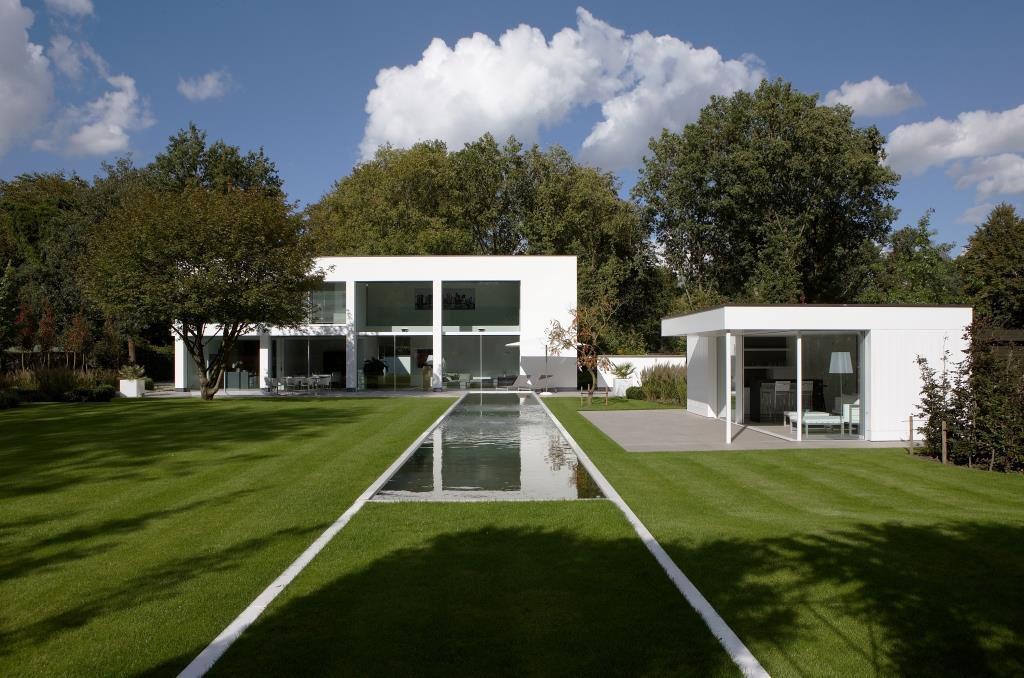 Modern huis stockfoto s rechtenvrije modern huis afbeeldingen