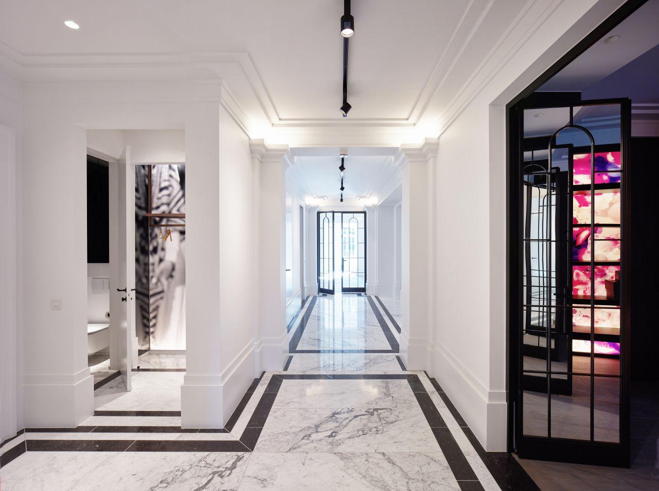 Modern Kantoor Interieur : Interieur villabouw vlassak verhulst exclusieve villabouw