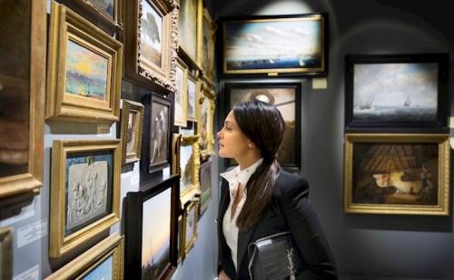 Vlassak-Verhulst op Tefaf kunstbeurs te Maastricht